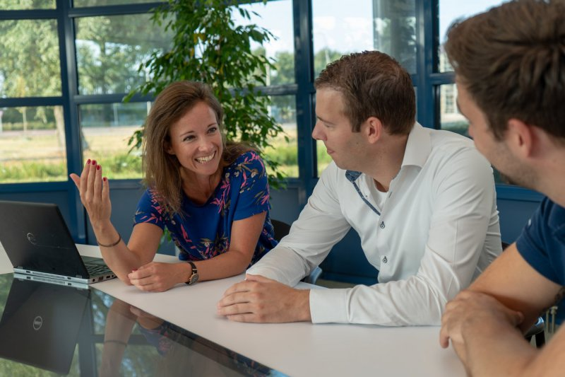 Piëtte Hoogendoorn will be pushing her boundaries as an International Sales Manager at INTER