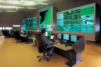 Evolution towards an AV and IT system integrator. First traffic control room 'Rijkswaterstaat' built