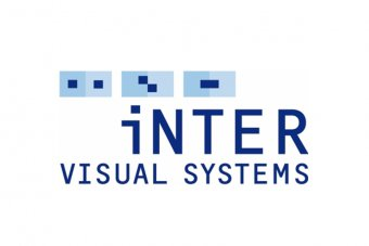 A new descriptive company name and logo are introduced - Inter Visual Systems